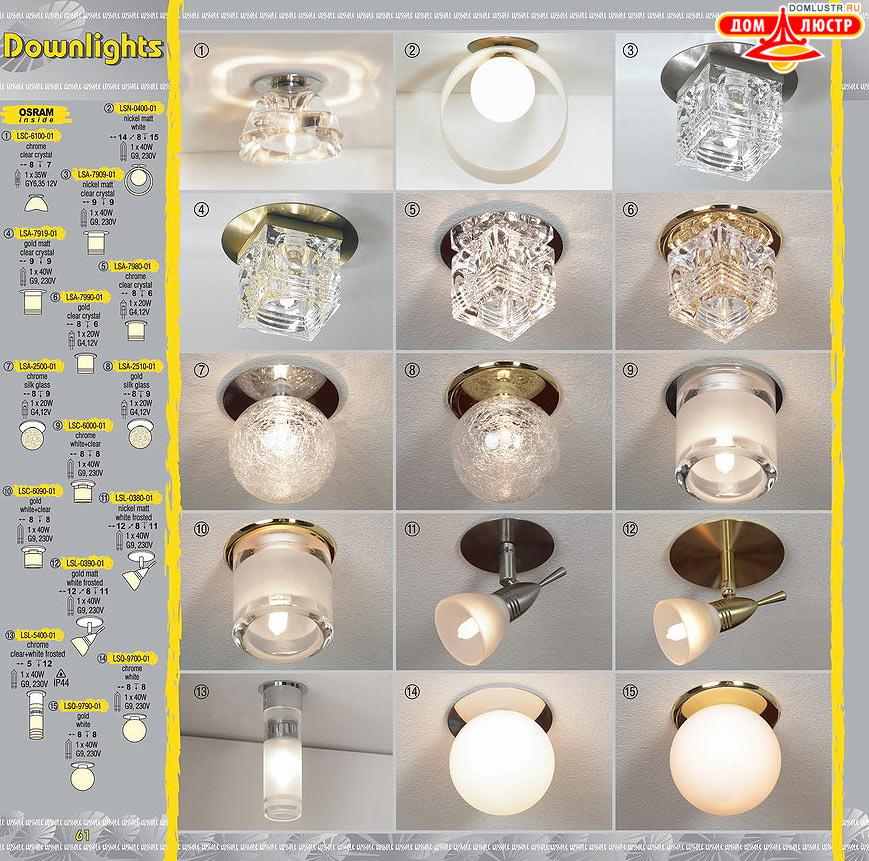 Встраиваемый светильник своими руками 47